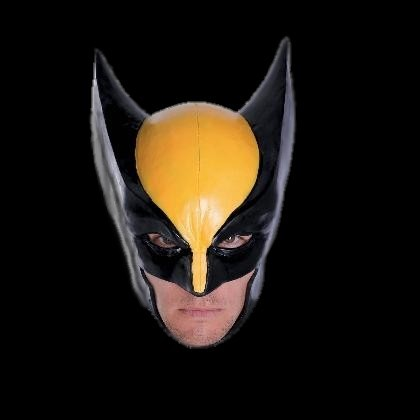 Masque d'origines de Wolverine Le masque