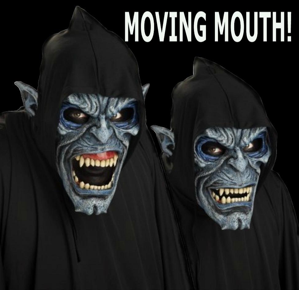 Dracula - Nosferatu - Realistic Masks Halloween horror