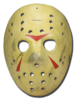Jason Friday the thirteenth part 3 hockey mask prop replica