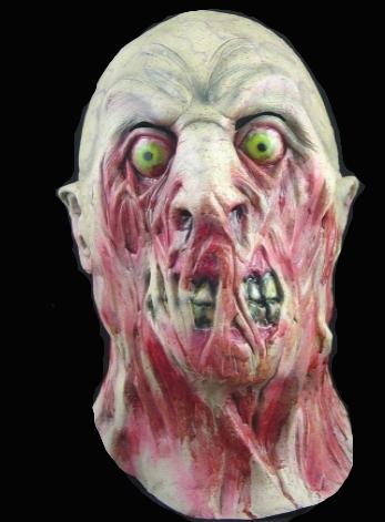 Freak show - Latex horror mask scary halloween mask