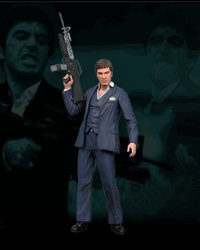 "Scarface Tony Montana  18"" Action Figure"