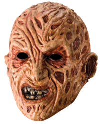 Freddy Krueger horror mask - Halloween