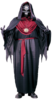 Adult demon robe Red