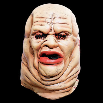 Hellraiser Butterball Horror mask - Halloween