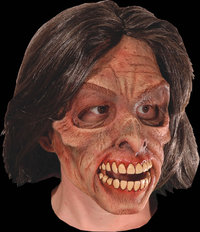 Living dead zombie horror mask - Halloween