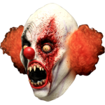 IT Clown Horror mask - Terror teeth