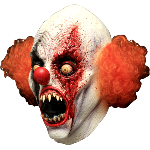 Terror teeth clown IT mask