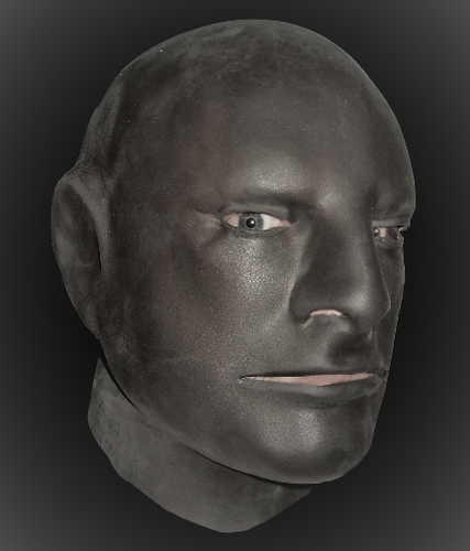 Alien Gort Realistic full head mask