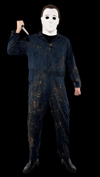how to make a michael myers costume