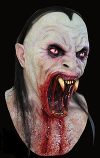 Fangora - Latex horror mask - Very scary Realistic Halloween horror masks and Costumes :  scary dracula jason bloodsucker