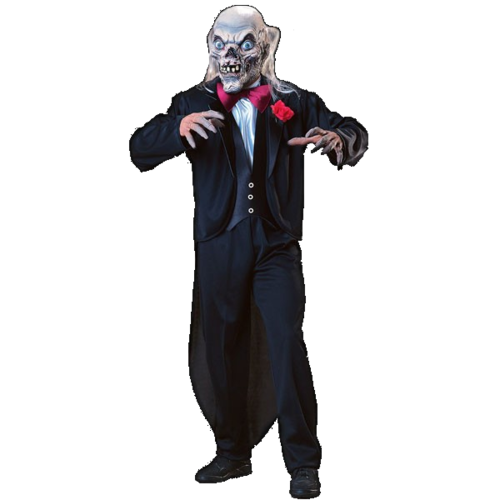 Crypt keeper official horror costume with mask