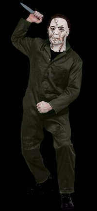 Michael Myers di Rob Zombie - Halloween super deluxe costume