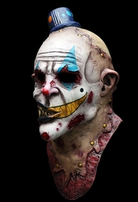 Dead mouth the clown  -  Full head clown mask - Halloween masks, Horror masks, Scary masks, Realistic masks, Halloween, masks :  gory clown mask masks