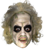 Beetlejuice Full head horror mask
