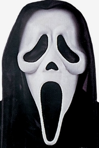 Scream Mask - Halloween