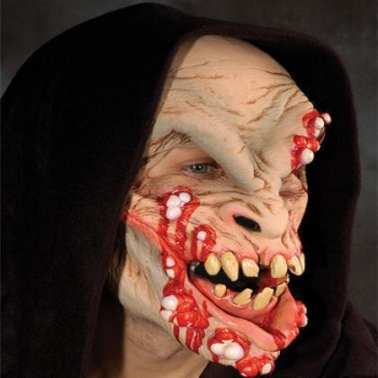 Virus - latex horror mask - Halloween masks, horror masks, scary masks, latex masks, realistic masks