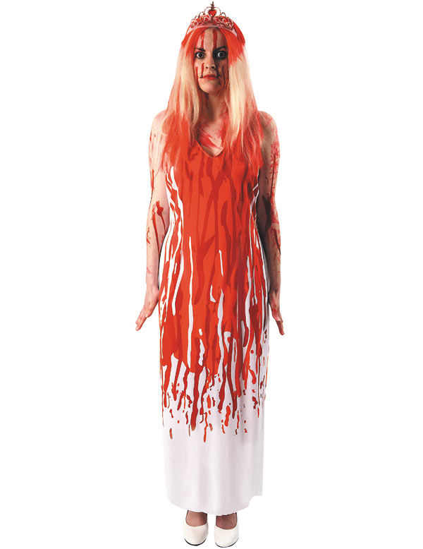 Carrie Costume 3 piece outfit - Halloween