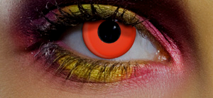 Red Contact Lenses SPFX