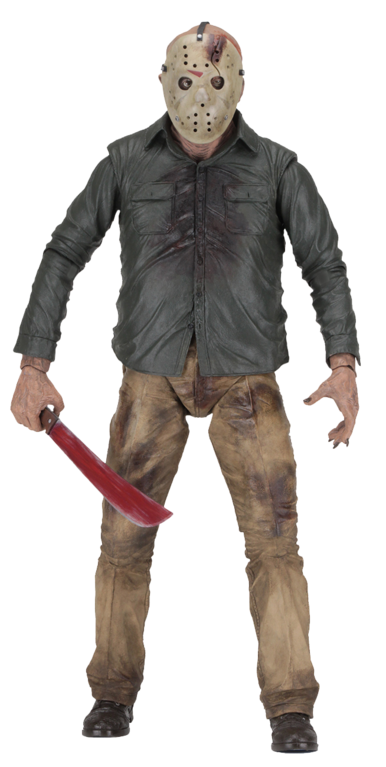 "Friday The 13th part 4 Jason Voorhees 18"" 1/4 scale figure"