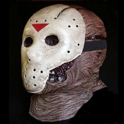 Jason Voorhees part 7 mask - Halloween
