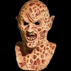 Freddy Krueger Demon horror mask deluxe