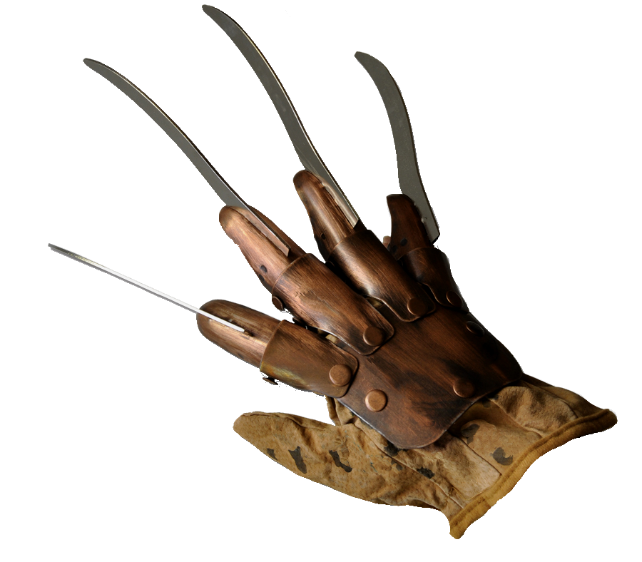 Freddy Krueger glove - New version nightmare elm st