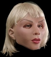 Realistic mask - Female