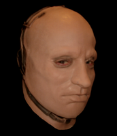 Realistic masks - Movie