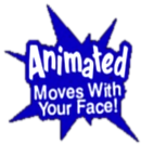 Moving mouth Masks