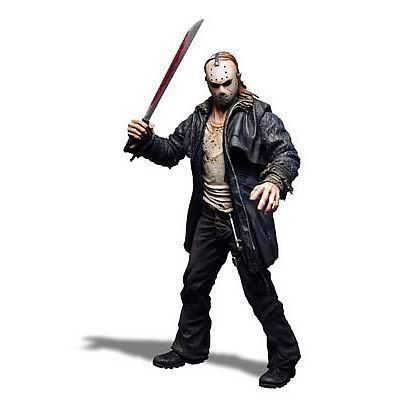 Jason Voorhees action figure horror action figure friday the 13th