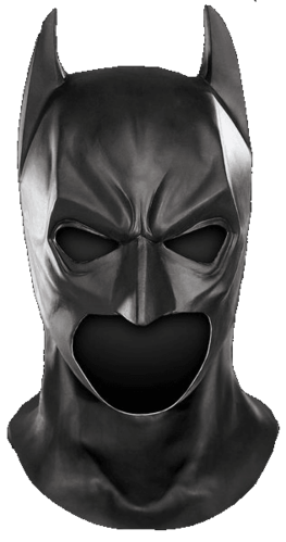 Batman mask - Dark Knight Batman movie mask