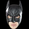 Batman masque adulte latex 3/4 masque