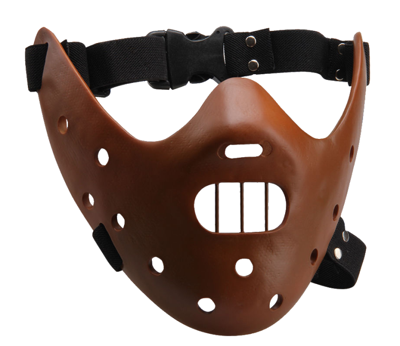 Hannibal Restraint mask Deluxe - Halloween