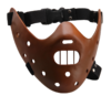 Hannibal Restraint mask Deluxe
