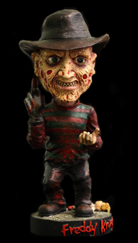 Nightmare on Elm Street - Testa battente - Freddy