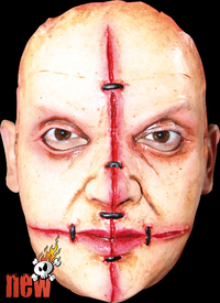Gory horror mask (no.14) Halloween mask shop UK