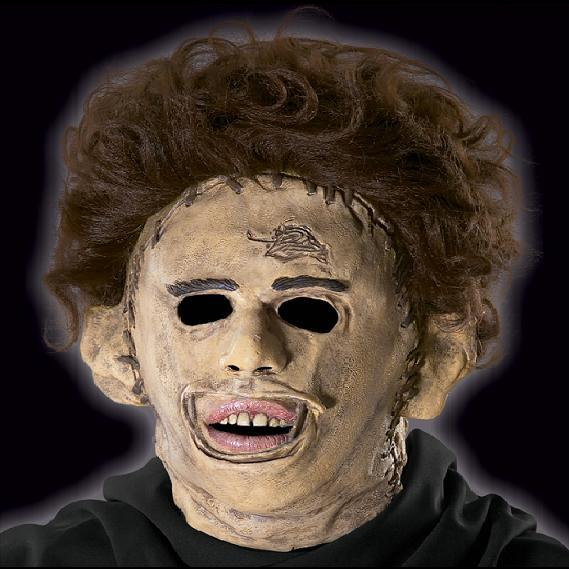 Animated Halloween Masks