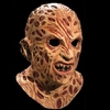 Freddy Krueger mask .... Very realistic full head mask - New version - Very scary Realistic Halloween horror masks and Costumes :  monster kruger mask film
