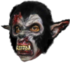 Wolfman horror mask - Halloween mask