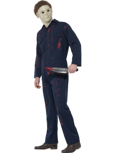 Michael Myers - Halloween Mask and Costume