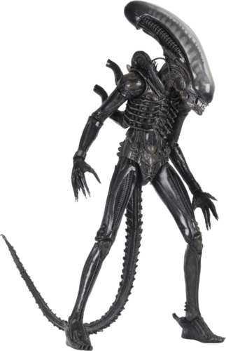 Alien - Big Chap 1/4 Scale Action Figure - collectors