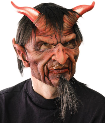 Horror mask 'Wicked One' Devil mask
