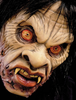 'Voo doo' living dead horror mask - Halloween