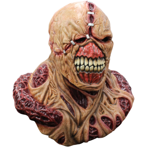 Resident Evil Nemesis latex mask.