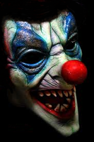 Masken - Horror Clowns