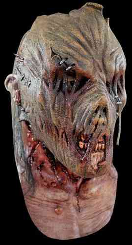 Demon scarecrow zombie Horror Mask