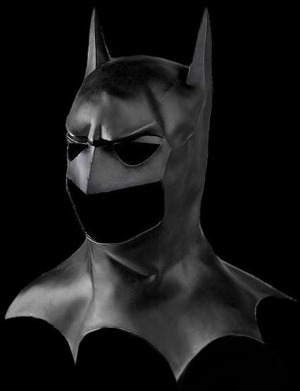 batman maske voller kopf mit cowel masken. Black Bedroom Furniture Sets. Home Design Ideas