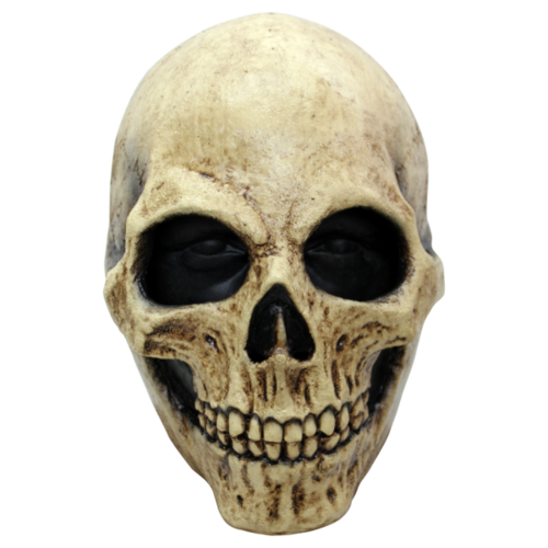 Skull skeleton horror mask -