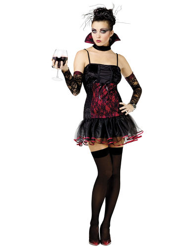 Female  Vampires Costume