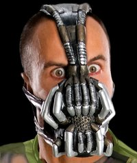 The Dark Knight Rises Bane Mask
